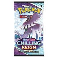 Pokémon TCG: SWSH06 Chilling Reign - Booster - Kártyajáték