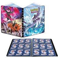 Pokémon: SWSH06 Chilling Reign - A4-es album - Gyűjtőalbum
