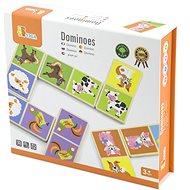 Fa dominó - háziállatok - Dominó