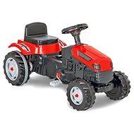 Jamara Strong Bull pedálos traktor, piros - Pedálos traktor