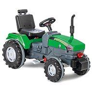 Jamara Power Drag pedálos traktor zöld - Pedálos traktor