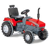 Jamara pedálos traktor Power Drag piros - Pedálos traktor