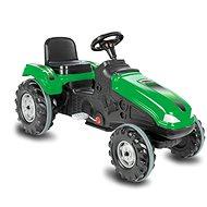 Jamara Big Wheel pedálos traktor, zöld - Pedálos traktor