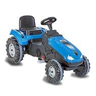 Jamara Big Wheel pedálos traktor kék - Pedálos traktor