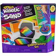 Kinetikus homok kreatív műhely - Kinetikus homok
