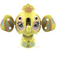 Zoobles Állatok dupla csomag, láma és elefánt - Figura