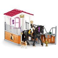 Schleich istálló lovas klubbal, Tori + Princess - Figura kiegészítő