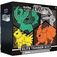 Pokémon TCG: SWSH07 Evolving Skies - Elite Trainer Box - Kártyajáték