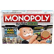 Monopoly Crooked cash - HU verzió - Társasjáték