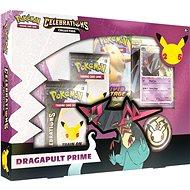 Pokémon TCG: Celebrations Dragapult Prime Collection Box - Kártyajáték