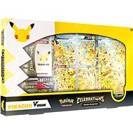 Pokémon TCG: Celebrations Pikachu V-Union Special Collection - Kártyajáték