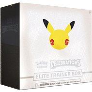 Pokémon TCG: Celebrations Elite Trainer Box - Kártyajáték