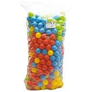 Dolu 500 színes műanyag labda - 9 cm - Labda