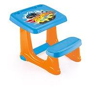 Hot Wheels Gyerekasztal paddal