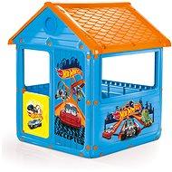 Hot Wheels kerti játék ház - Játékház