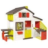 Smoby Friends House konyhával - Játék ház