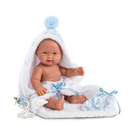Llorens New Born baby boy 26273 - Baba