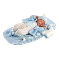 Llorens New Born alvó baba 74045 - Kiegészítők babákhoz