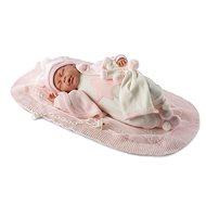 Llorens New Born alvó baba 74046 - Kiegészítők babákhoz