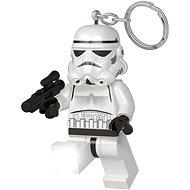 LEGO Star Wars - Stormtrooper fegyverrel - Zseblámpa kulcstartó