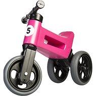 Funny Wheels New Sport 2v1 - rózsaszín - Futóbicikli