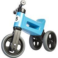 Funny Wheels New Sport 2 az 1ben - kék - Futóbicikli