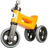 Funny Wheels New Sport 2v1 - narancssárga - Futóbicikli
