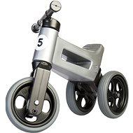 Funny Wheels New Sport  2v1 - szürke - Futóbicikli