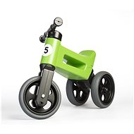 Funny Wheels New Sport 2v1 - zöld - Futóbicikli
