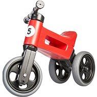 Funny Wheels New Sport 2v1 - piros - Futóbicikli