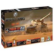 Italeri World of Tanks Limited Edition 36512 - Tigris 131 - Műanyag modell