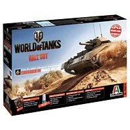 Italeri World of Tanks 36514 - Crusader III - Műanyag modell