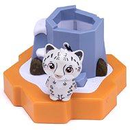 Hexbug Lil' Nature Babies - Leopárd, kis készlet - Játékszett