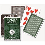 Poker - 100% Plastic - Kártya