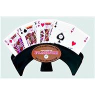 Kártyatartó (műanyagból) - Kiegészítő kártyajátékhoz