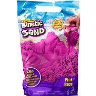 Kinetic sand Rózsaszín homokgyurma 0,9 kg - Kreatív szett
