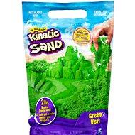 Kinetic sand Zöld homokgyurma 0,9 kg - Kreatív szett