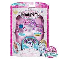 Twisty Petz 3 Medve és a macska - Gyermek karkötő