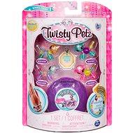 Twisty Petz 4 állatkölykös karkötő - Unicorn és Puppy - Karkötő