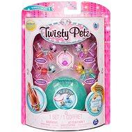 Twisty Petz 4 állatkölykös karkötő - Kitty és Unicorn - Gyermek karkötő