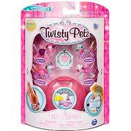 Twisty Petz 4 állatkölykös karkötő - Unicorn és Panda - Karkötő
