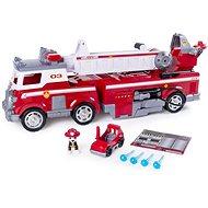 Paw Patrol Mancs őrjárat Nagy tűzoltóautó fény- és hanghatásokkal - Játékszett