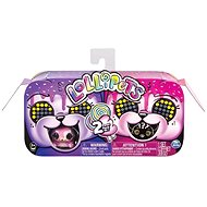 Zoomer Lollipets dupla csomag - lila-rózsaszín - Plüssjáték