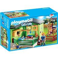 Playmobil Cicapanzió - Építőjáték