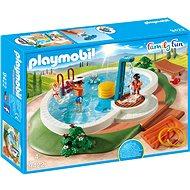 Playmobil 9422 Családi medence