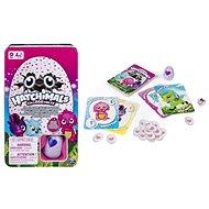 Hatchimals játék bádog dobozban - Társasjáték