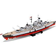 Cobi Bismarck csatahajó - Építőjáték