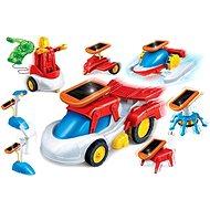 Kísérletező készlet Greenex Eco-set 8 az 1-ben