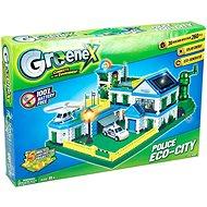 Greenex Rendőrségi Eco-állomás - Kísérletező készlet