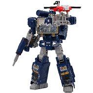 Transformers Generations Voyager Soundwave sorozatú figura - Robot autó